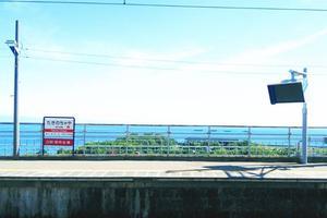 青い海が見たくて①神戸市垂水区・須磨~塩屋~舞子へ