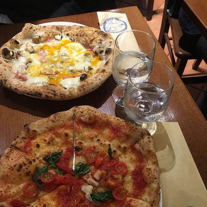 ラ・トリプレッタ(Pizzeria La TRIPLETTA)