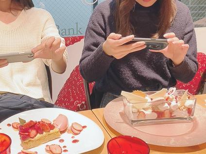 ストロベリーマニア 原宿店 (Strawberry mania)