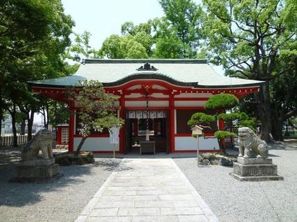 長曽根神社