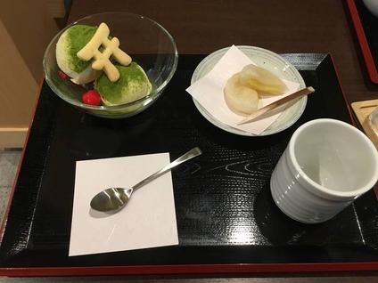 甘味処 竹 屋 (伏見稲荷 和菓子 ぜんざい)