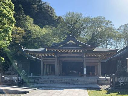護国神社儀式殿
