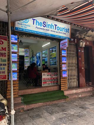 The Sinh Tourist Hà Nội