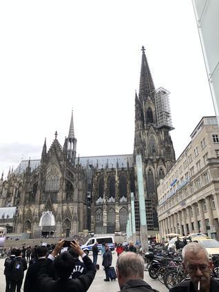 Kölner Dom(ケルン大聖堂)