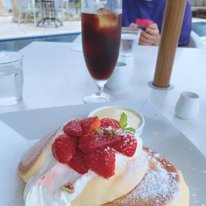 幸せのパンケーキ淡路島テラス