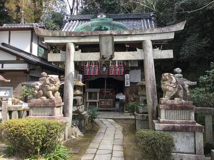吉水弁財天堂(円山弁天堂)
