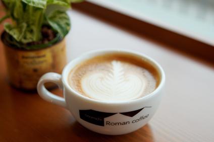 onomichi Roman coffee 市庁舎店