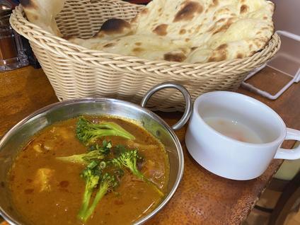 インドネパール料理 サガルマータ