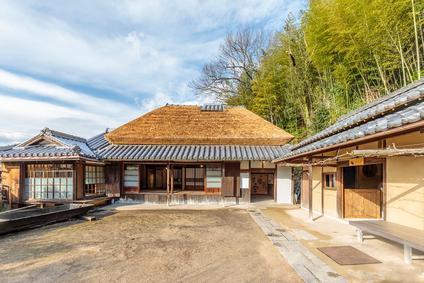夢二生家記念館・少年山荘