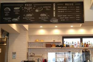 中央線吉祥寺〜東小金井のカフェとレストラン