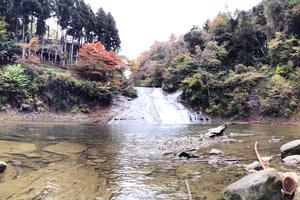 日帰り:養老の滝紅葉(養老渓谷~海ほたる)ドライブ