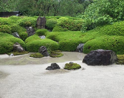鎌倉の枯山水庭園巡り