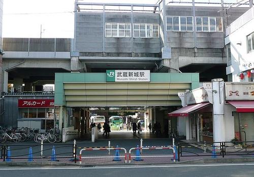 武蔵新城・グルメ