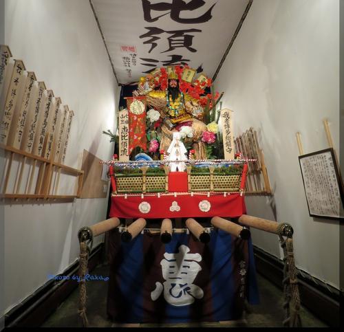 博多祇園山笠の博多の街