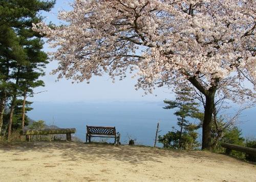 笠岡で春のプチハイキング&サイクリング