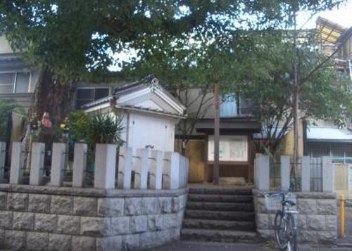 大阪市西成区。豊臣秀吉も愛した天下茶屋