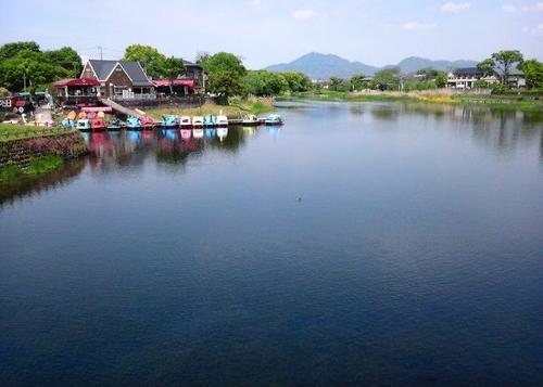 ハナウタカジツがオススメする江津湖近隣の半休日の使い方