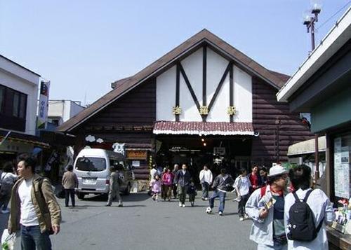 箱根でビール飲んで温泉