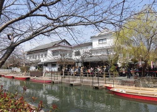 柳川で藩政時代のまちなみを船旅で楽しむ
