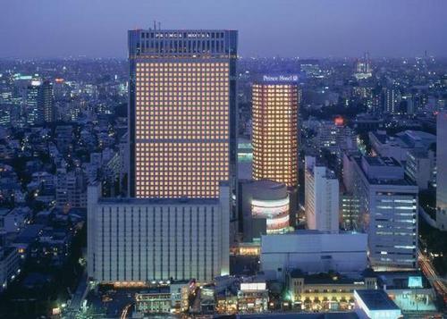 ディズニーに行ったついでに東京観光