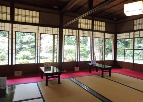 京都でまったり優雅に歴史ウオーク 下鴨エリア