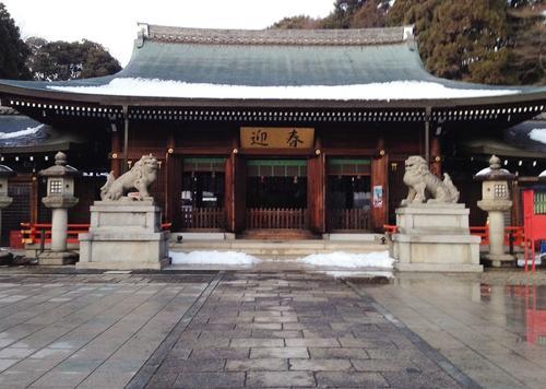 2016年を飛躍の年に!龍馬の足跡を巡る初詣@京都