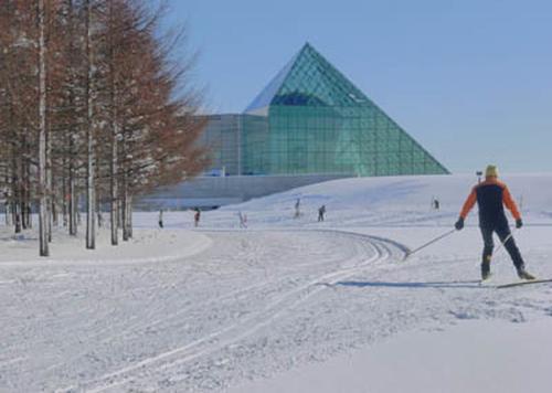 冬の子連れの札幌はモエレ沼、大倉山、白い恋人で楽しめ!