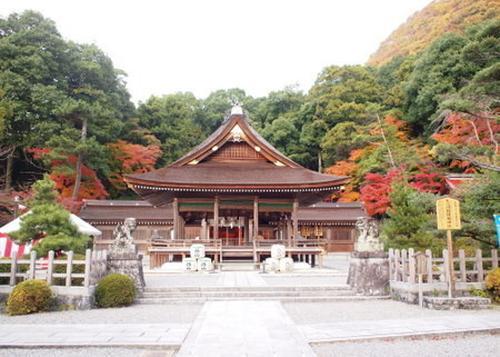 【紅葉】京の奥座敷、亀岡。