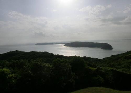 友ヶ島で考える永遠の課題「平和について」