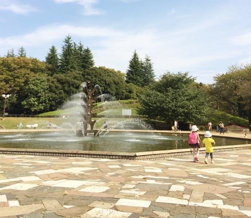 世田谷公園でピクニック&三宿辺りをぶらぶらの日