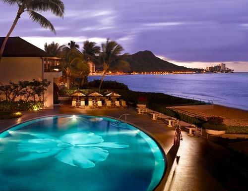 ハワイ ゆっくり贅沢な時間を。3泊4日