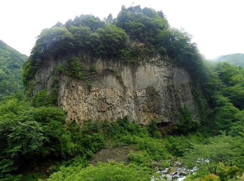 """パワースポットマニアさんと巡る""""巌立峡""""&""""小坂の滝"""""""