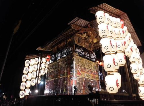 そうどす。夏は京都が一番ええとこどす。