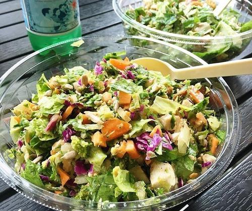 【恵比寿】健康思考の方にオススメ!ヘルシーディナー&サラダ
