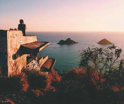 旅するコーヒーマニアだって景色が見たいinハワイ