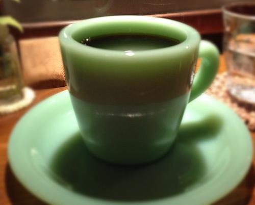 小田急線の下北沢駅 周辺のカフェですー