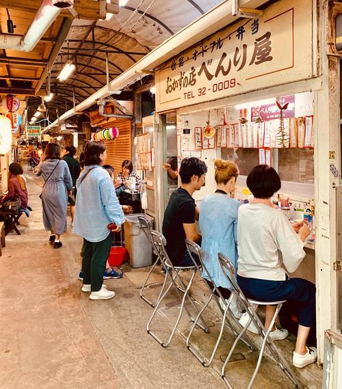 沖縄🌺コロナが落ち着いたら行きたい!超穴場ディープ酒場「栄町市場」を紹介します!!