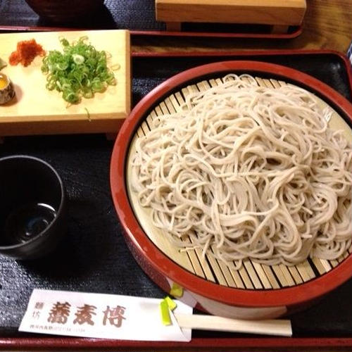 麺坊 蕎麦博