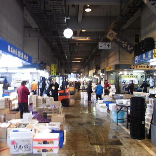 川崎市中央卸売市場北部市場
