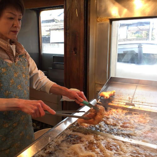 上田精肉店