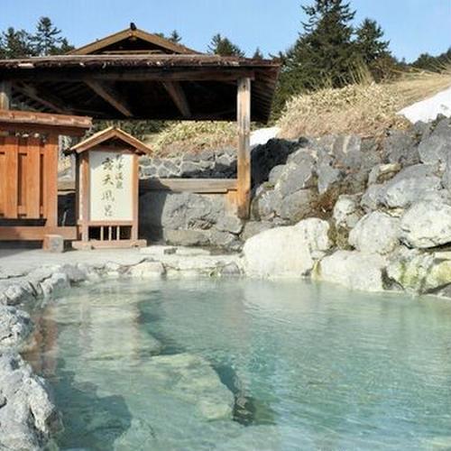 オンネトー山の宿・野中温泉