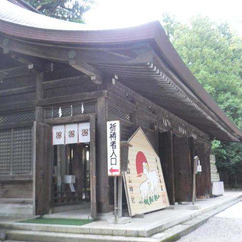 雄山神社(前立社壇)