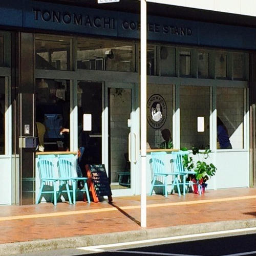 TONOMACHI COFFEE STAND