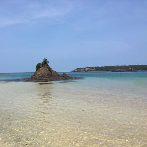 三宇田海水浴場