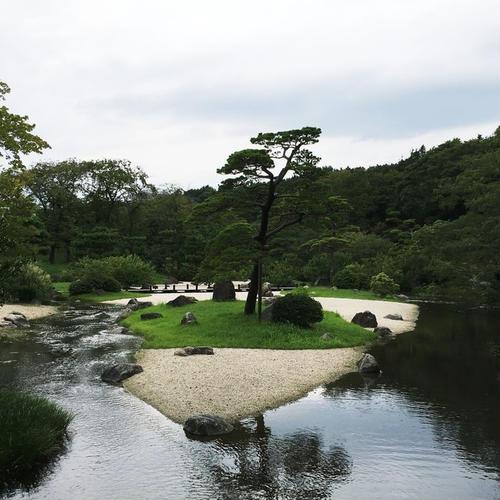 日本庭園 万博公園