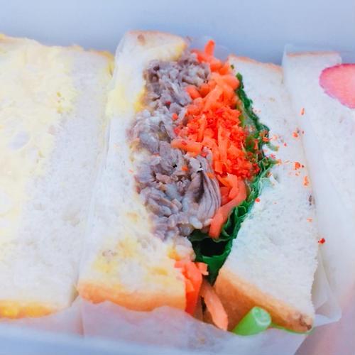ワズ サンドイッチ (Wa's sandwich)