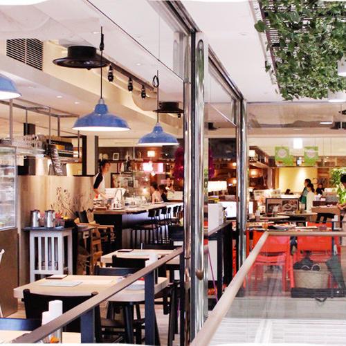 グッドモーニングカフェ 池袋ルミネ店 (GOOD MORNING CAFE)
