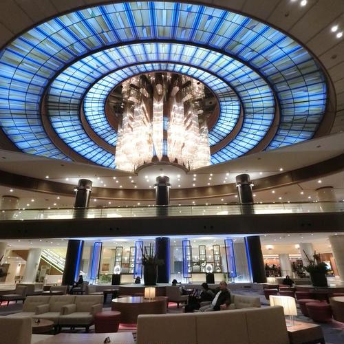 神戸ポートピアホテル (Kobe Portopia Hotel)