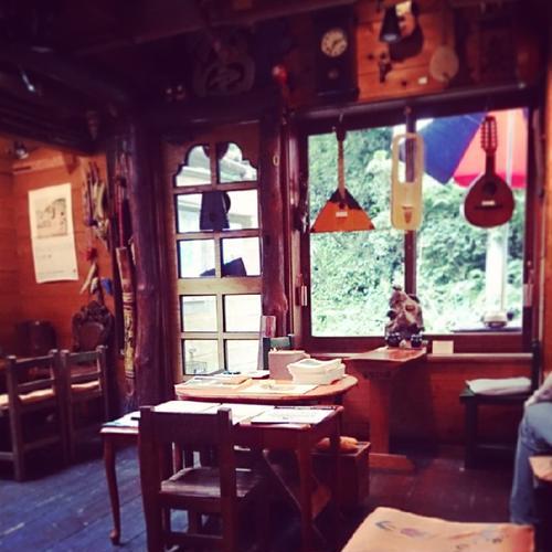 珈琲と音楽の店 笛