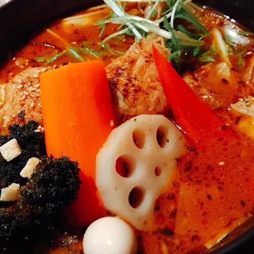 Garaku Soup Curry